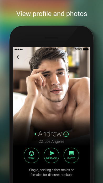 Gay hookup applications for blackberry