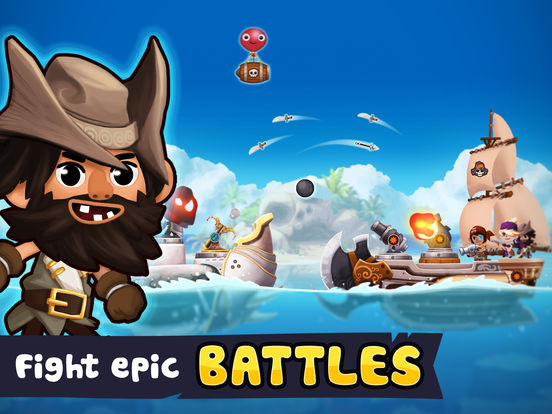 The best pirate games for iPhone - appPicker