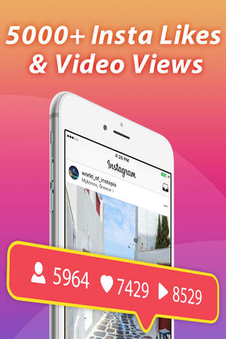 9000 Free Insta Likes and Followers - Get More Video Views for
