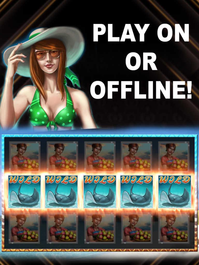 Slots Deluxe Games