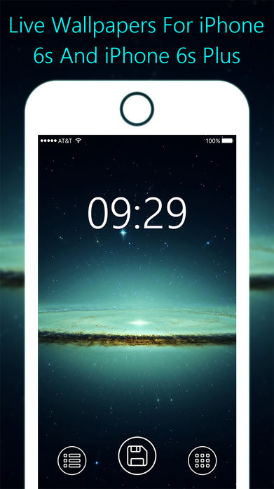 Live Wallpaper.s - Dynamic Background.s for iPhone Screenshot