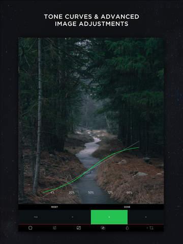 MuseCam - Manual Camera & Advanced Photo Editor Screenshot