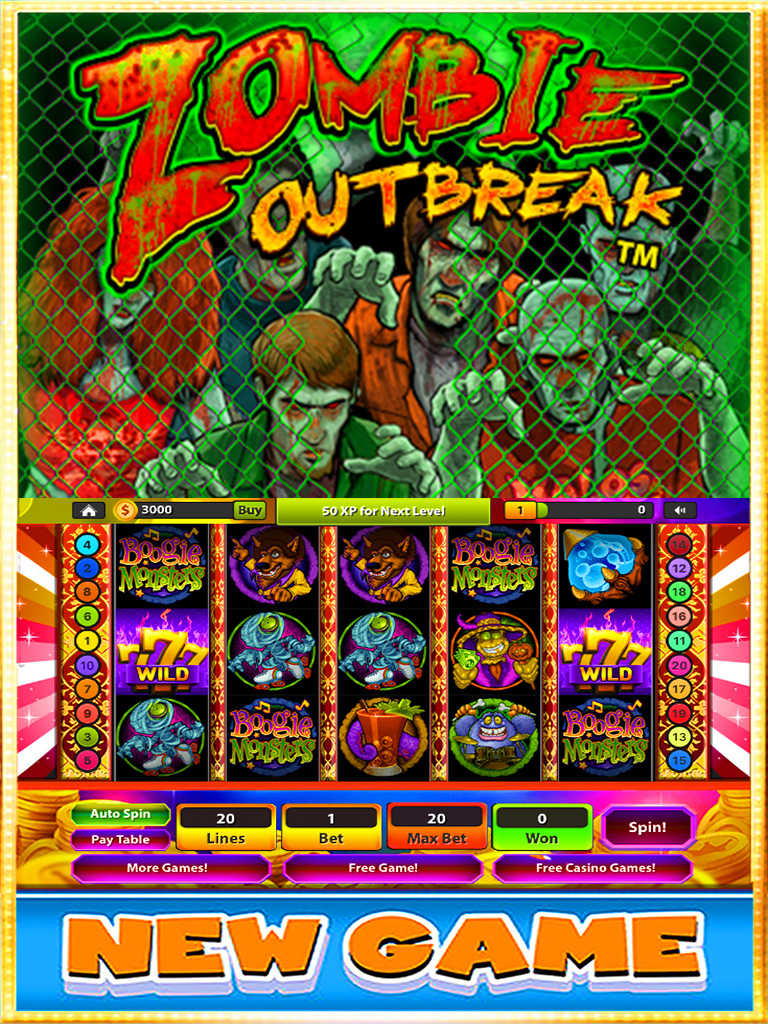 Free slot machine games for fun only