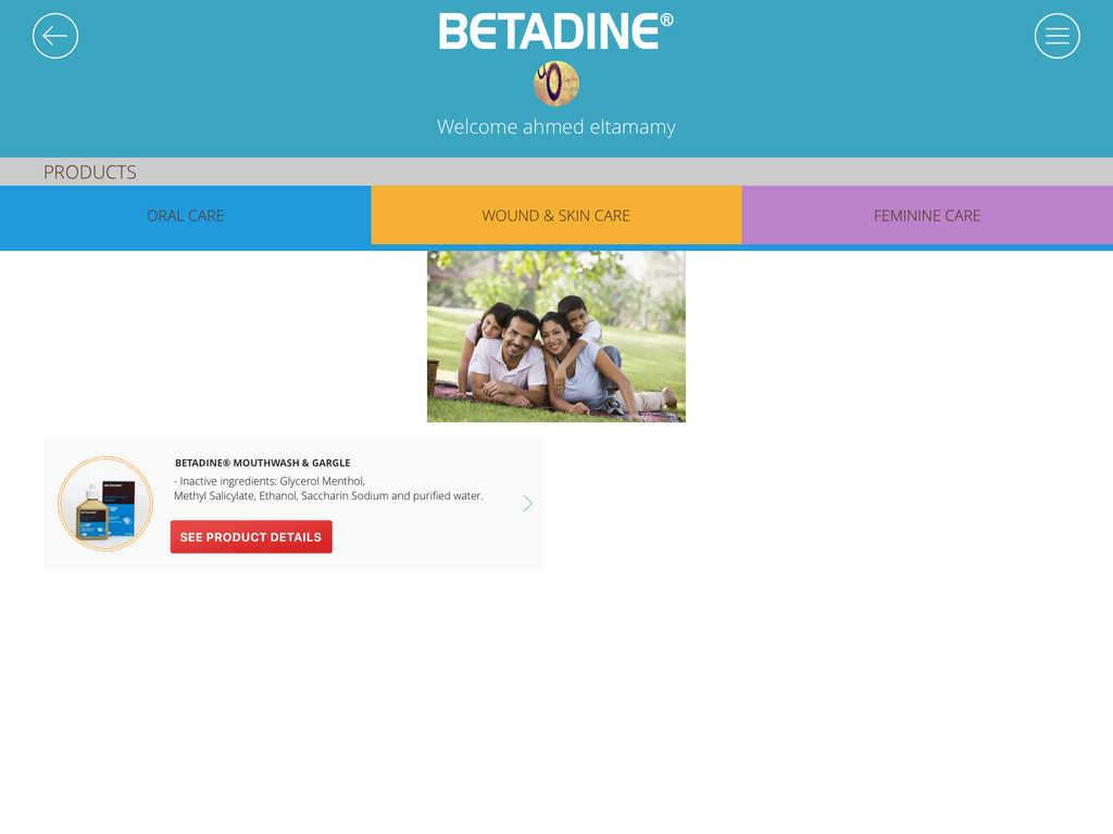 App Shopper: BETADINE ® (Medical)