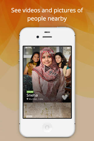 India Social - Free Video Dating App  Talk & Meet up with