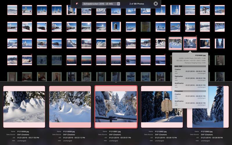 shootShifter for Mac