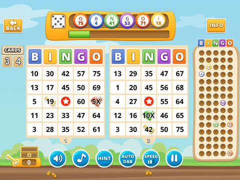 Bingo by Michigan Lottery - iOS Games Apps - AppDropp