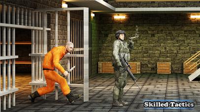 Survival Island - Secret Spy Prison Escape Screenshot on iOS