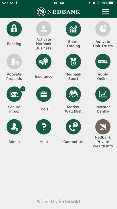 Nedbank forex contact