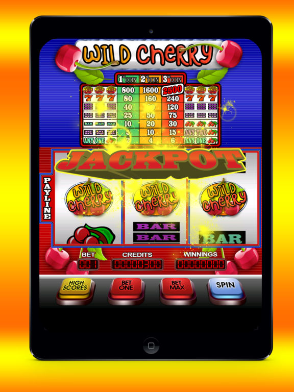 Wild Cherry Slots Free Online Play