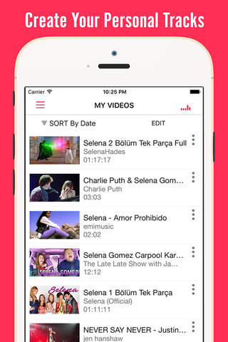 Tubidy Tube - Unlimited Music Streamer & Video Player