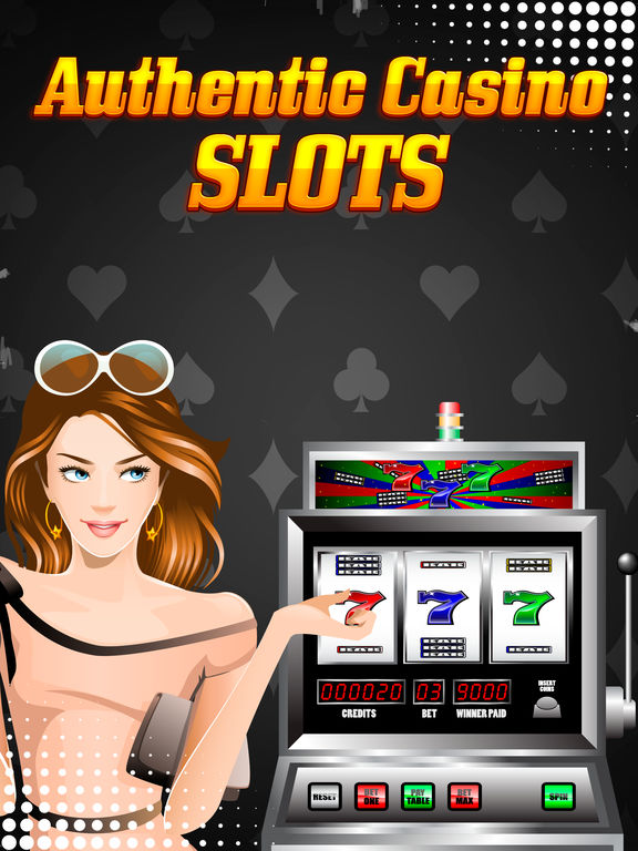 Vegas slot machine payout