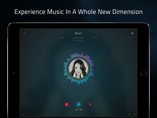 Boom: Music Player with Magical Surround Sound Screenshot