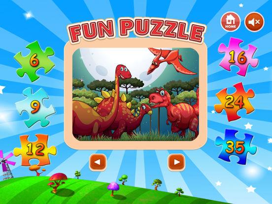 App Shopper: Dinosaur Puzzles For Adults Photo Jigsaw ...