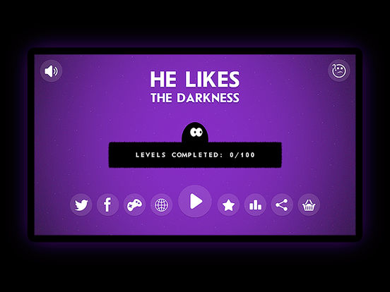 He Likes The Darkness Screenshot