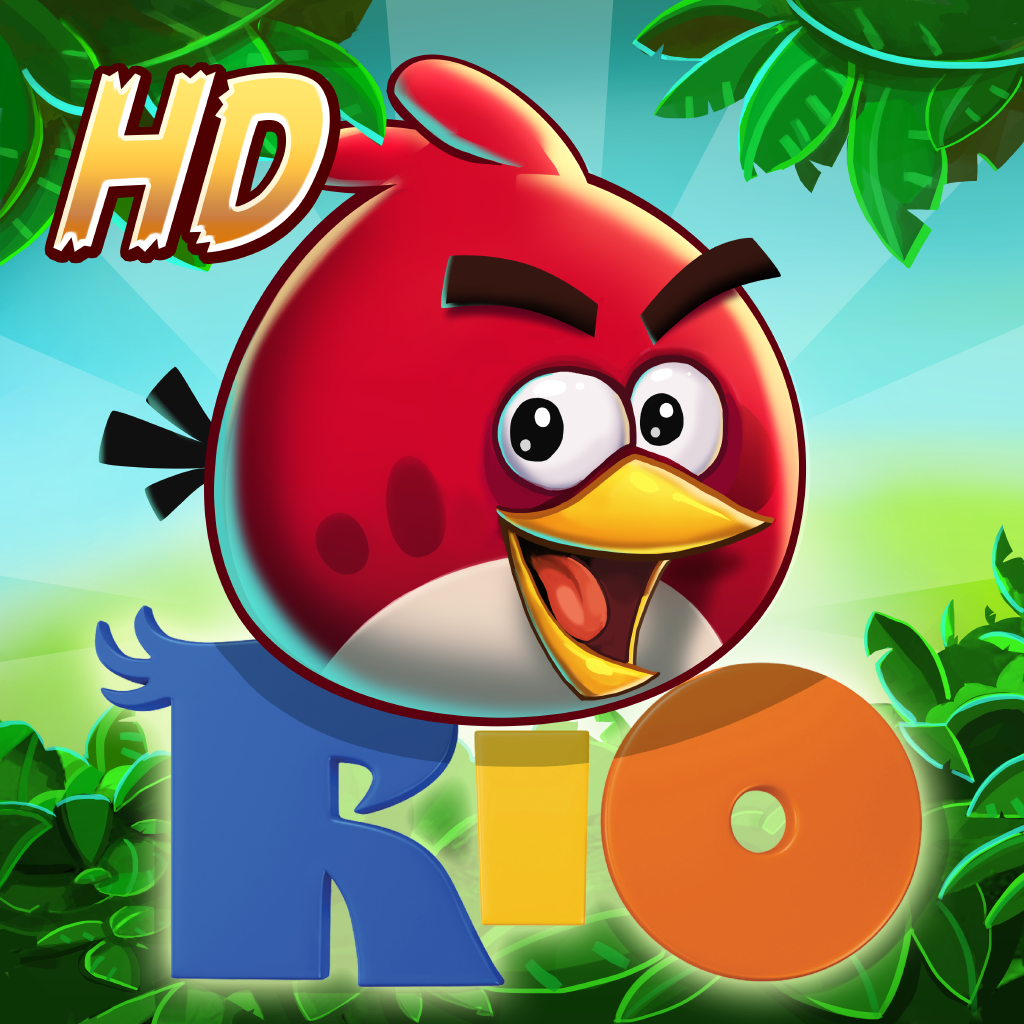Angry Birds Rio HD on the App Store on iTunes