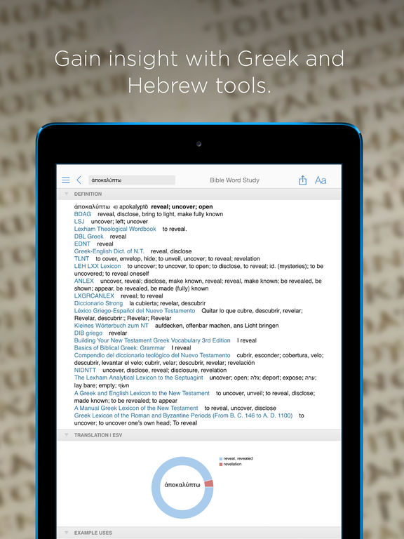 The best bible apps for iPad - appPicker