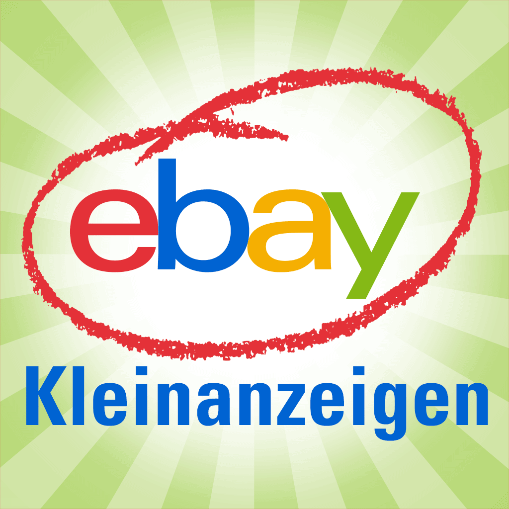 ebay kleinanzeigen kostenlos einfach lokal f r iphone ipod touch und ipad im app store. Black Bedroom Furniture Sets. Home Design Ideas