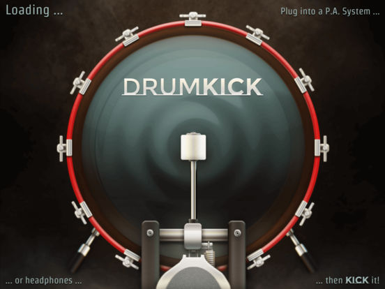 DrumKick Screenshot