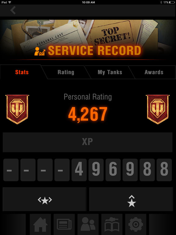 World of Tanks Console Companion - AppRecs