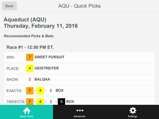 The best iPhone and iPad apps for horse betting - appPicker