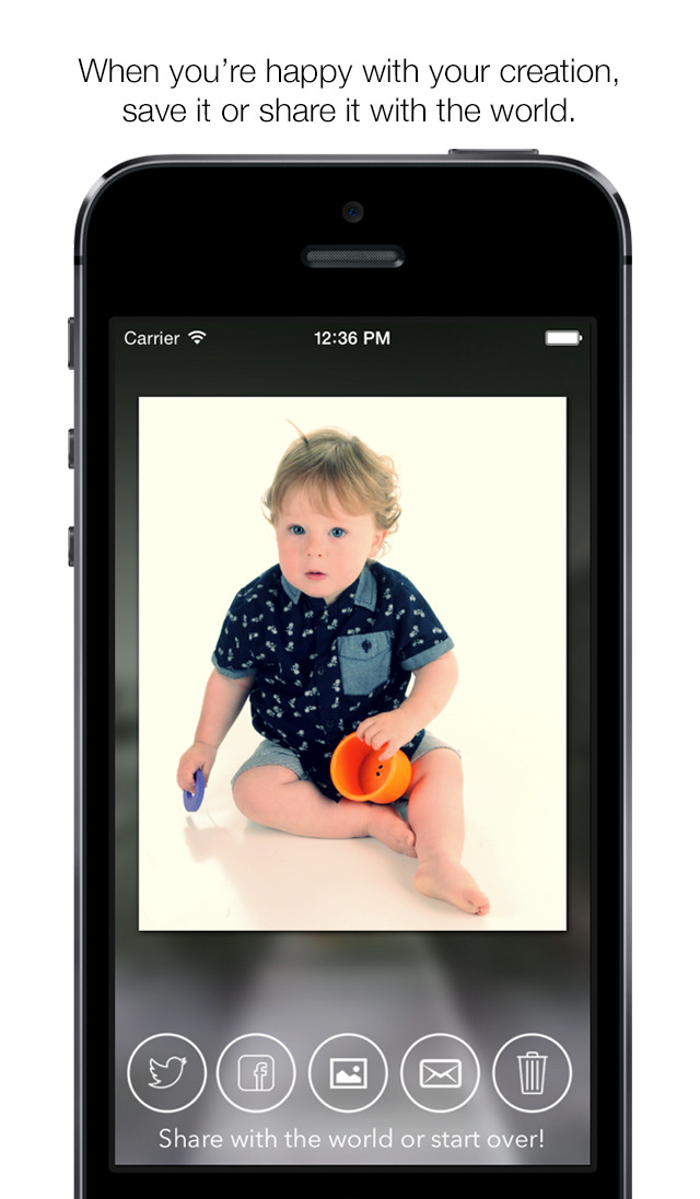 Prettify - The Beautiful and Powerful Photo Editor