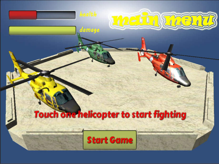 Helicopter Fighter Combat PRO - iPhone Mobile Analytics and App Store