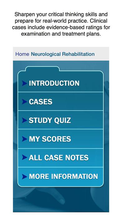 Neurological Rehabilitation Book