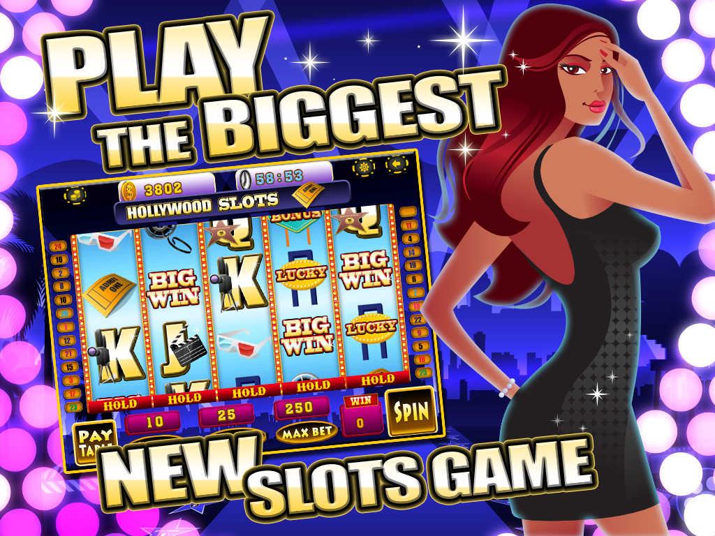 Hollywood Slots Game