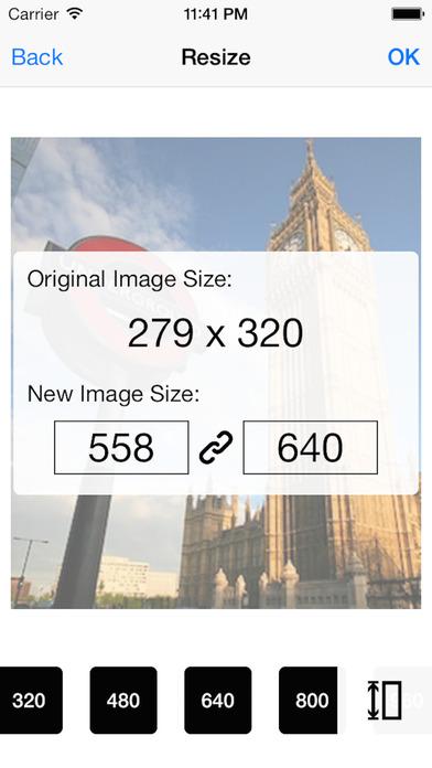 Image Resizer Free Screenshot