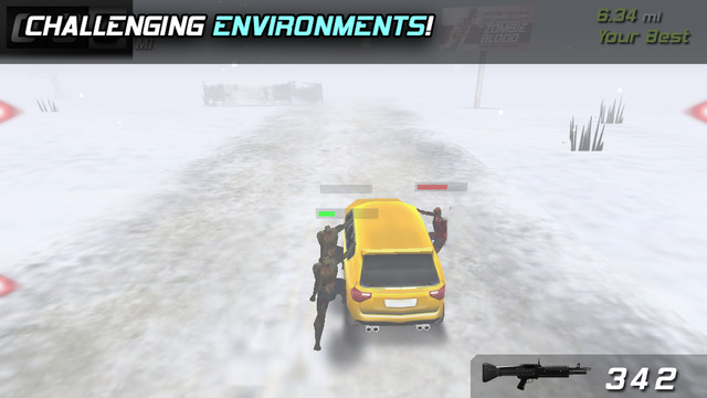 Zombie Highway Screenshot