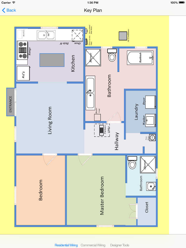 electrical plan how to app shopper: electrical wiring diagrams - residential and ... electrical plan app #6