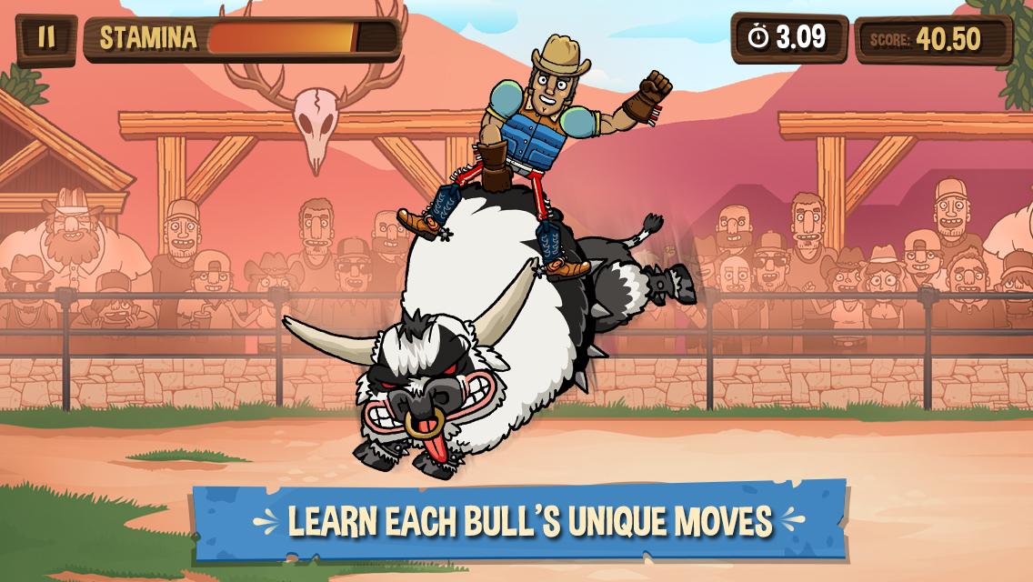 Raging Bull App