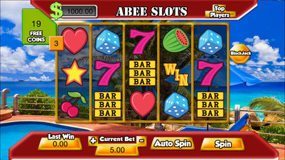AAA Amazing BEE Slots Screenshot on iOS