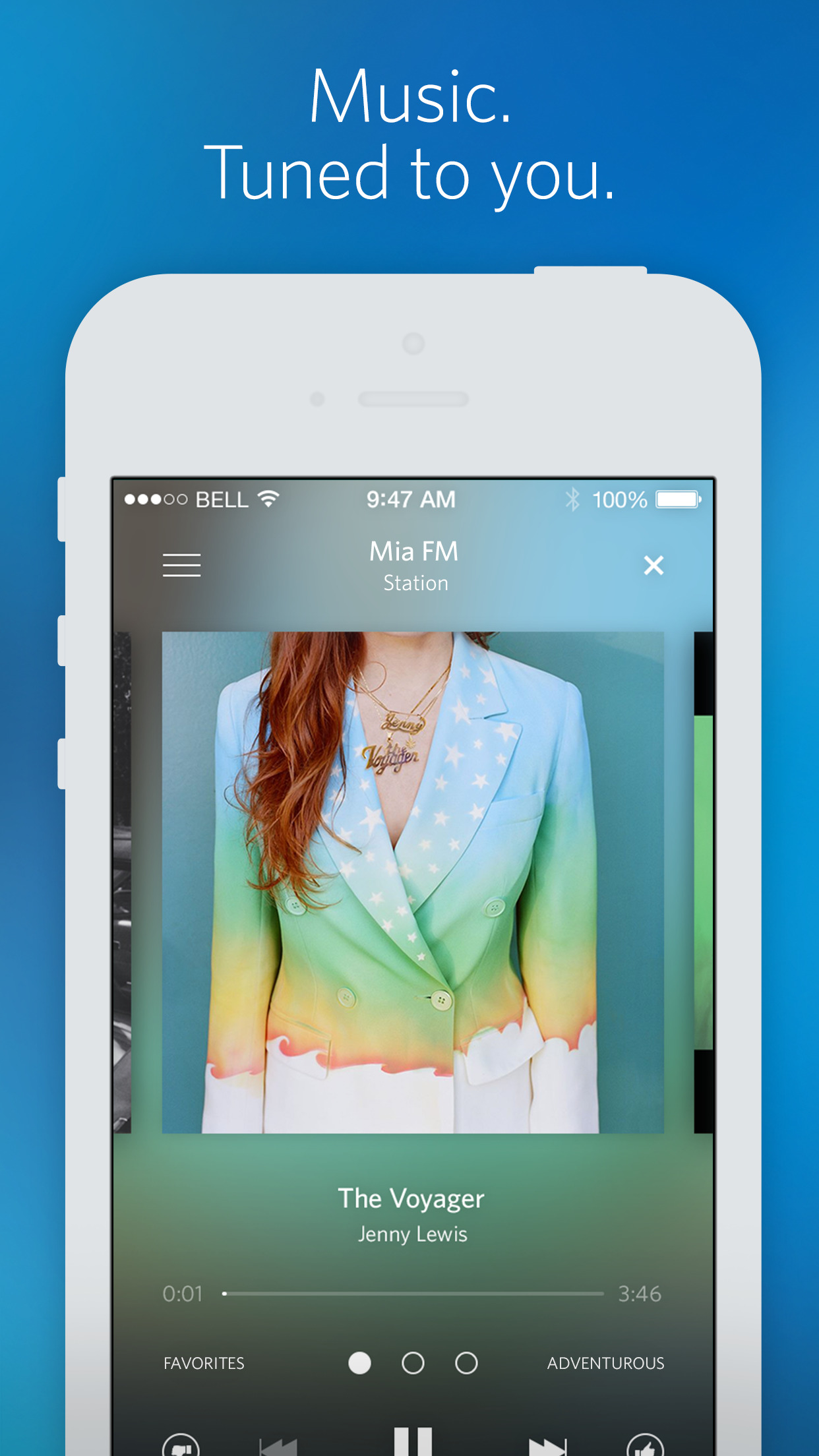 Rdio Music screenshot-0