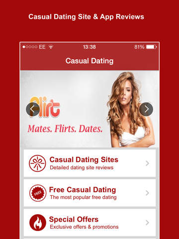 Casual adult dating sites
