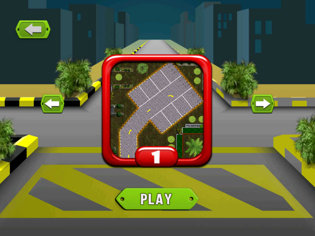 cool parking games for free
