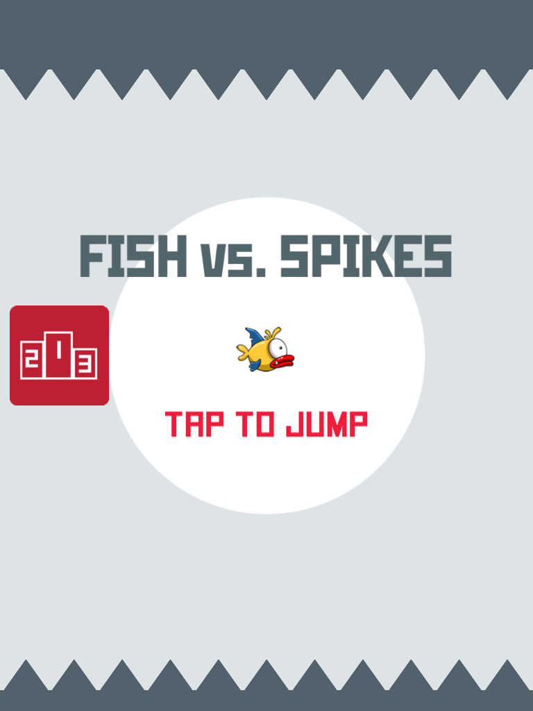 App Shopper: Fish vs. Spikes: Make The Crazy Fish Fly But