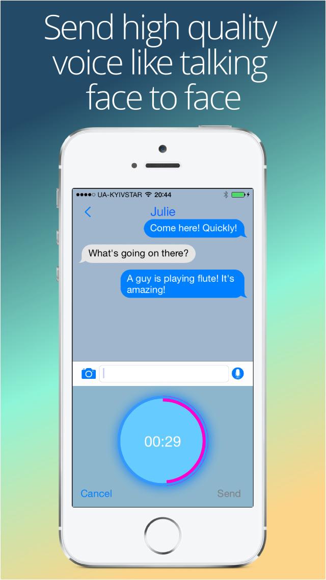 Iphone Walkie Talkie App Without Internet