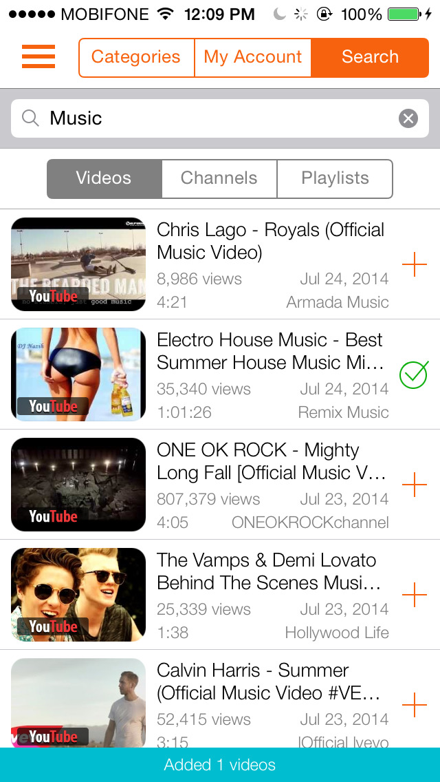 Instatube 2 - Video Player for YouTube, Vimeo & Dailymotion