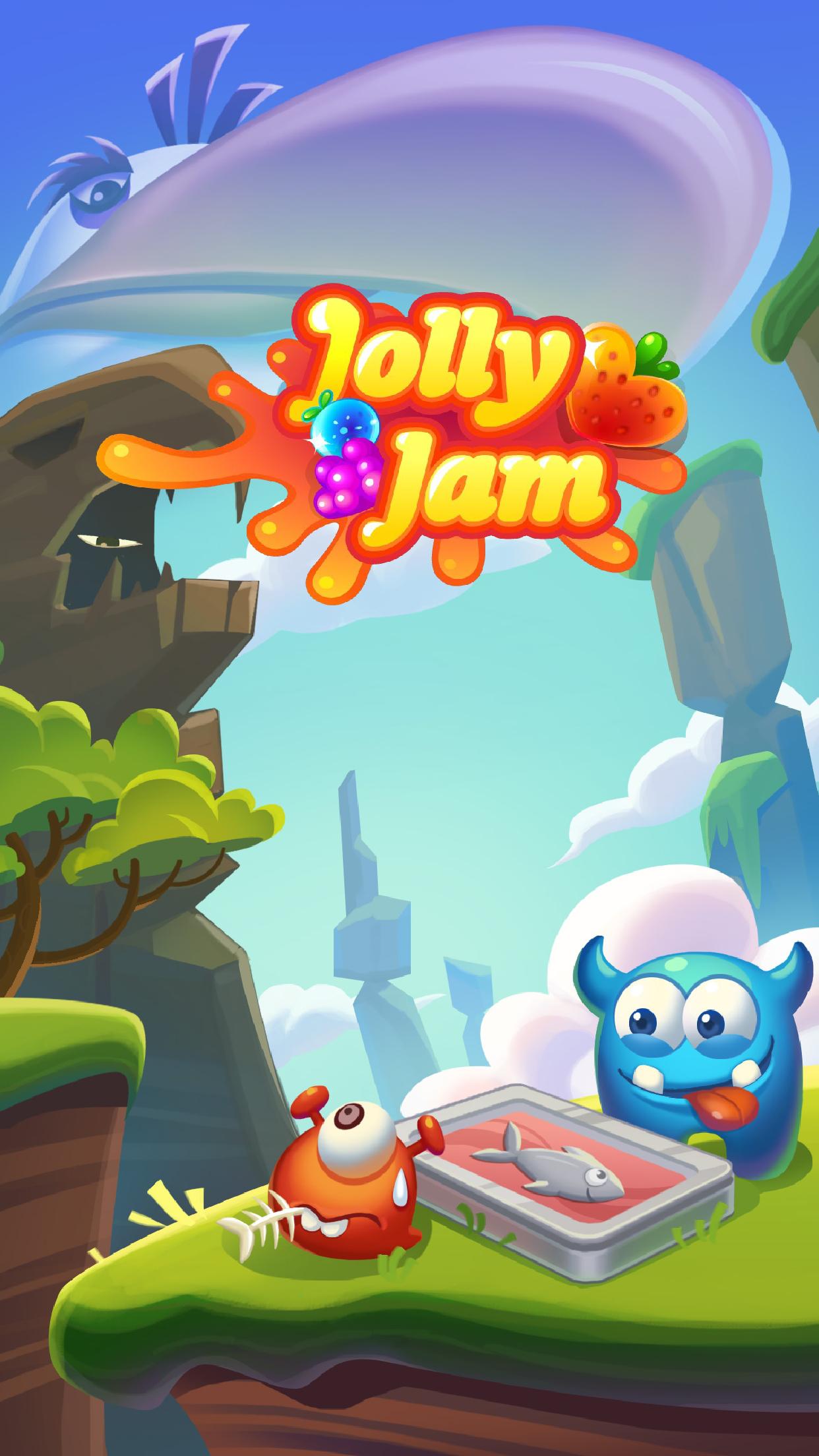 Jolly Jam ® screenshot-4