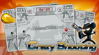 CrazyShooting Screenshot on iOS
