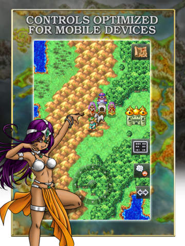 DRAGON QUEST IV Chapters of the Chosen Screenshot