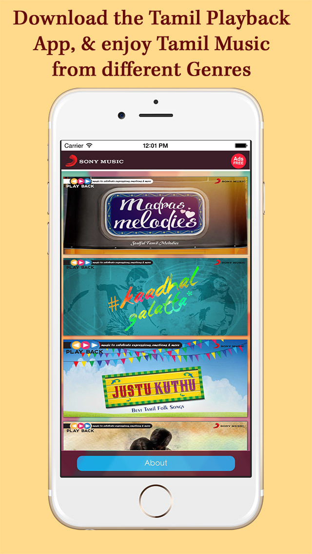 Tamil Songs For Ipad free download