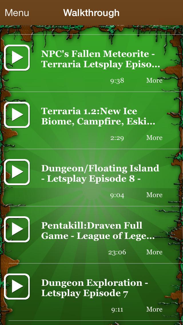 Ultimate full guide for Terraria