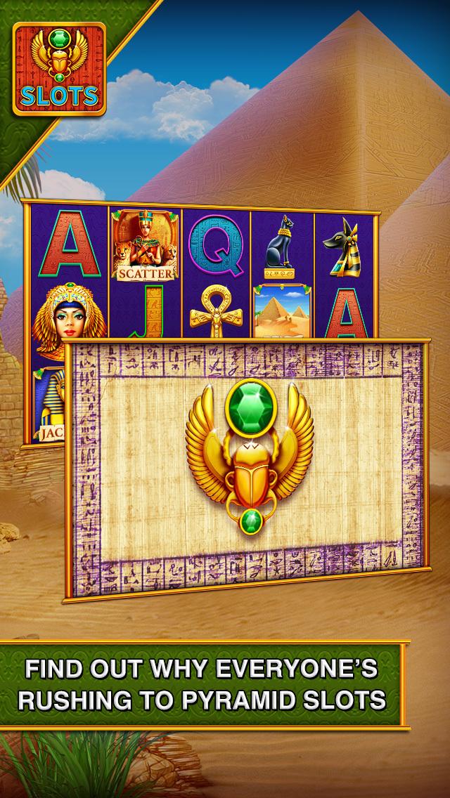 Pyramid Bonanza Slot Machine
