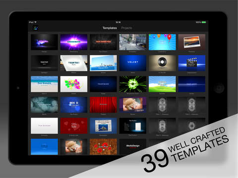 Intromate intro maker for imovie best apps and games for Imovie intros templates
