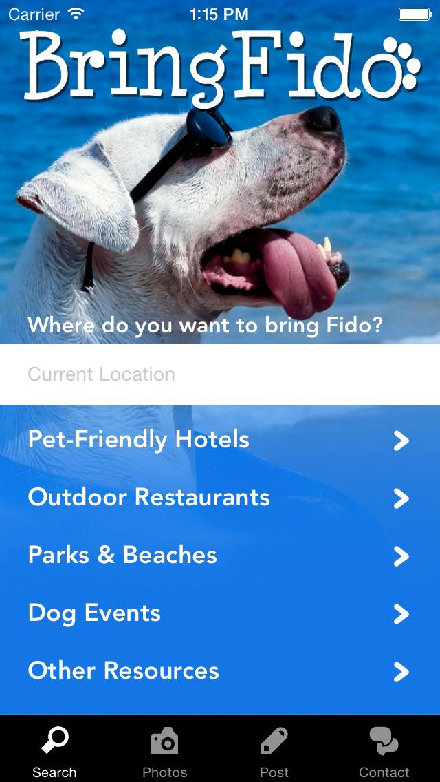 bringfido pet friendly hotels apppicker rh apppicker com