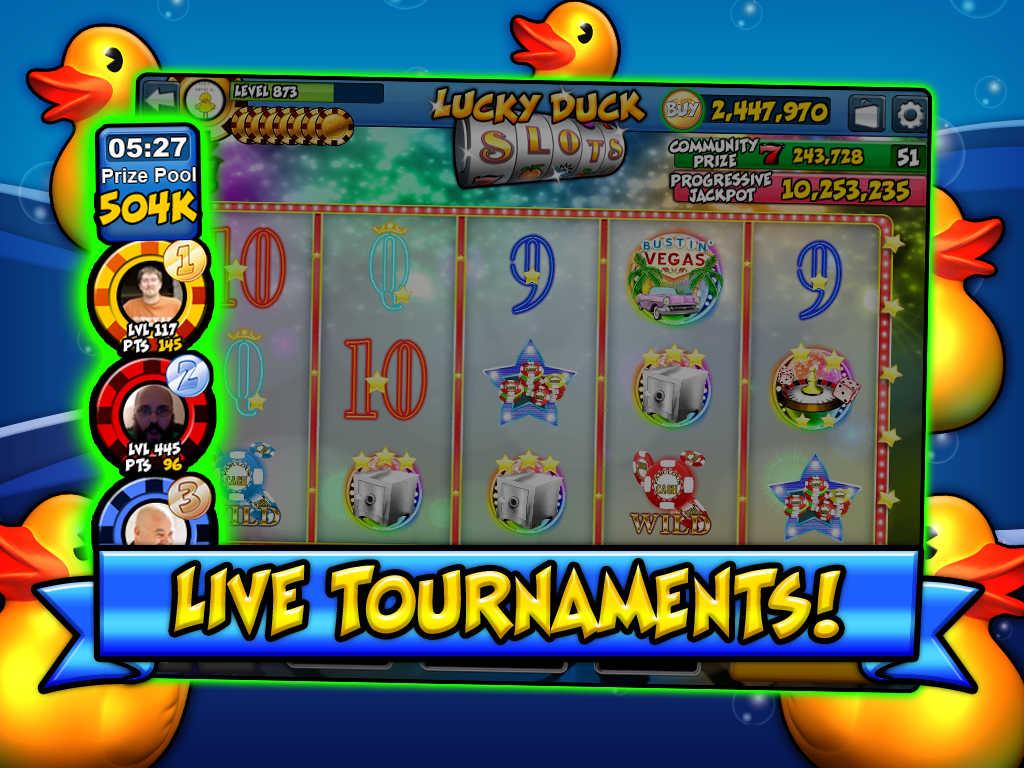Online Lucky Duck Slot Info