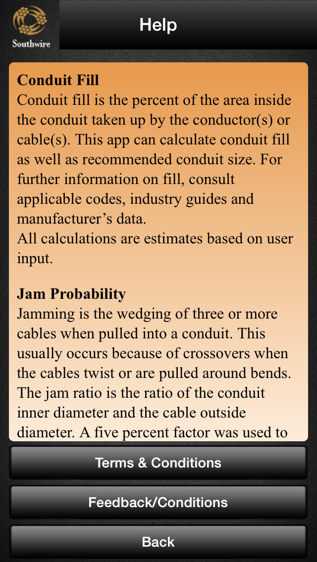 Conduit Fill Calculation Southwire 640 1136